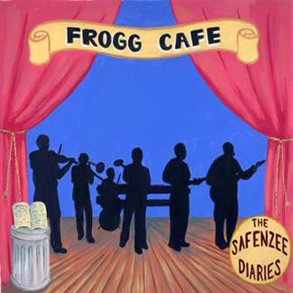 Frogg Cafe - The Safenzee Diaries CD (album) cover