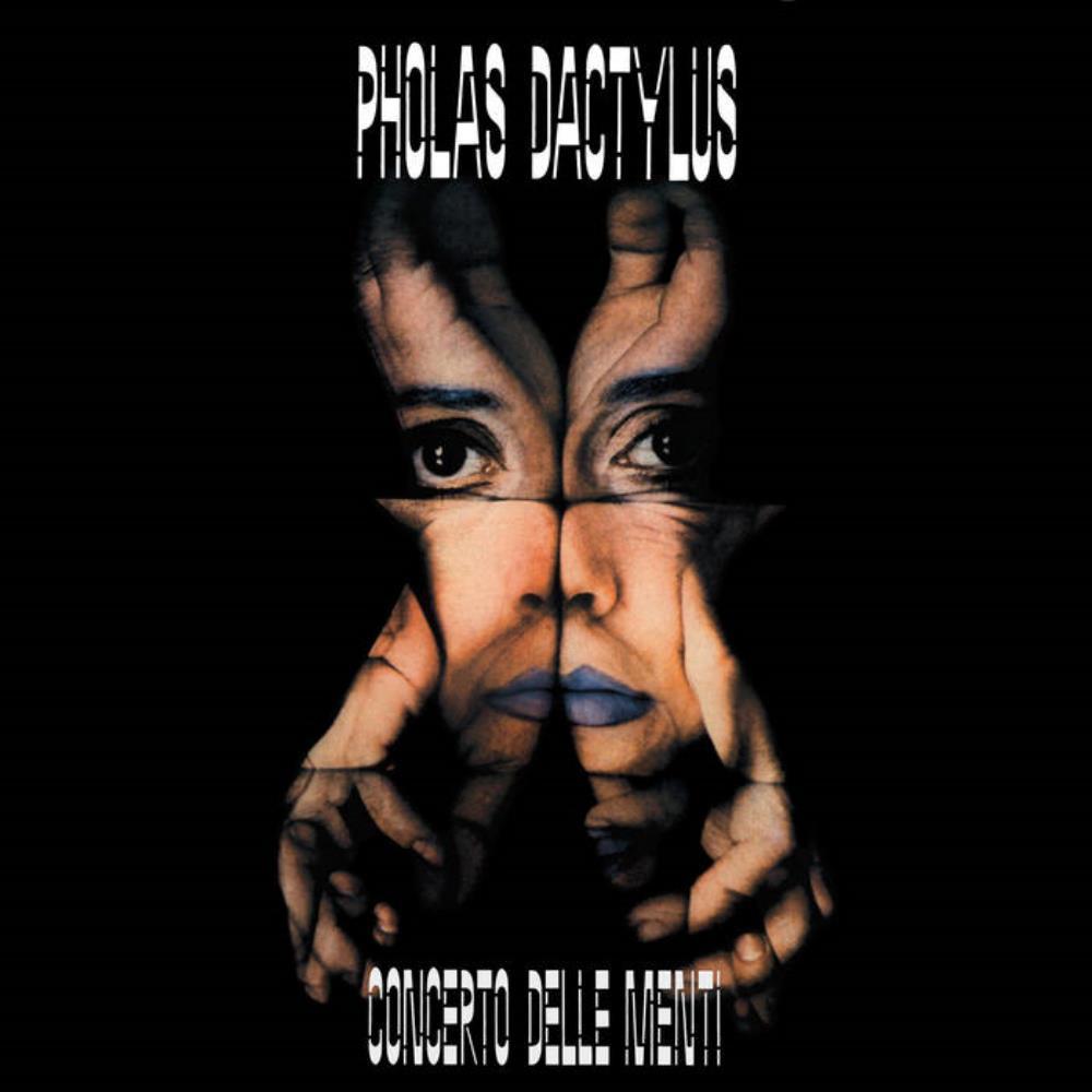 Concerto Delle Menti by PHOLAS DACTYLUS album cover