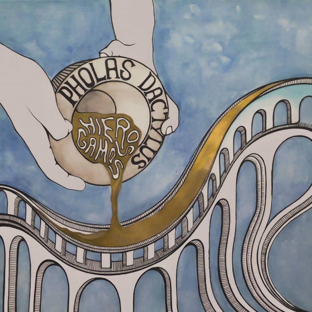 Hieros Gamos by PHOLAS DACTYLUS album cover