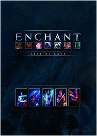 Enchant Live at Last album cover