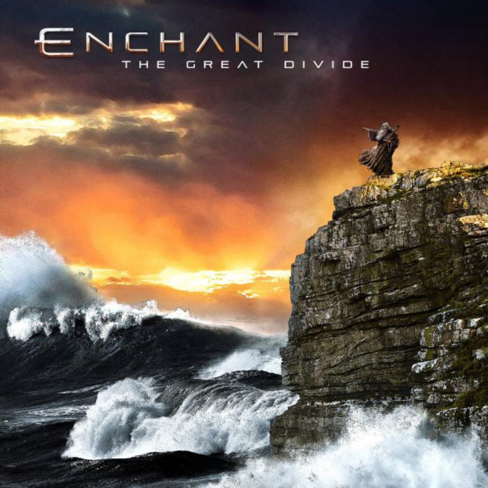 Enchant - The Great Divide CD (album) cover