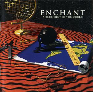 Enchant A Blueprint Of The World (2CD Special Edition) album cover