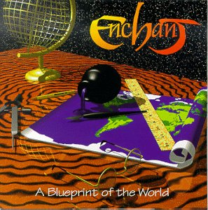 Enchant - A Blueprint Of The World CD (album) cover