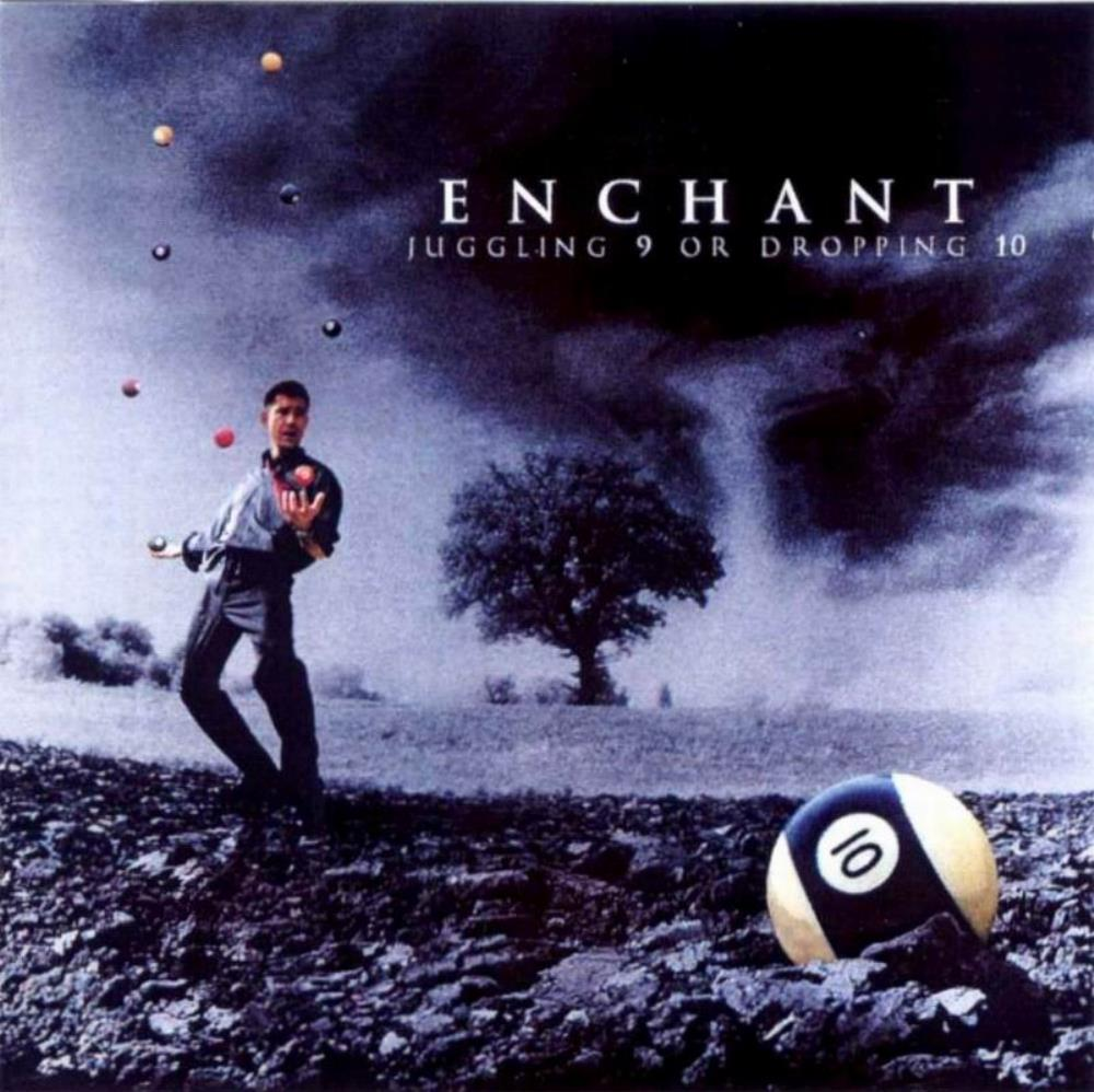 Enchant - Juggling 9 Or Dropping 10 CD (album) cover