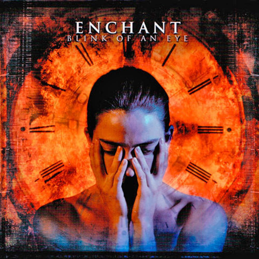 Enchant - Blink Of An Eye CD (album) cover