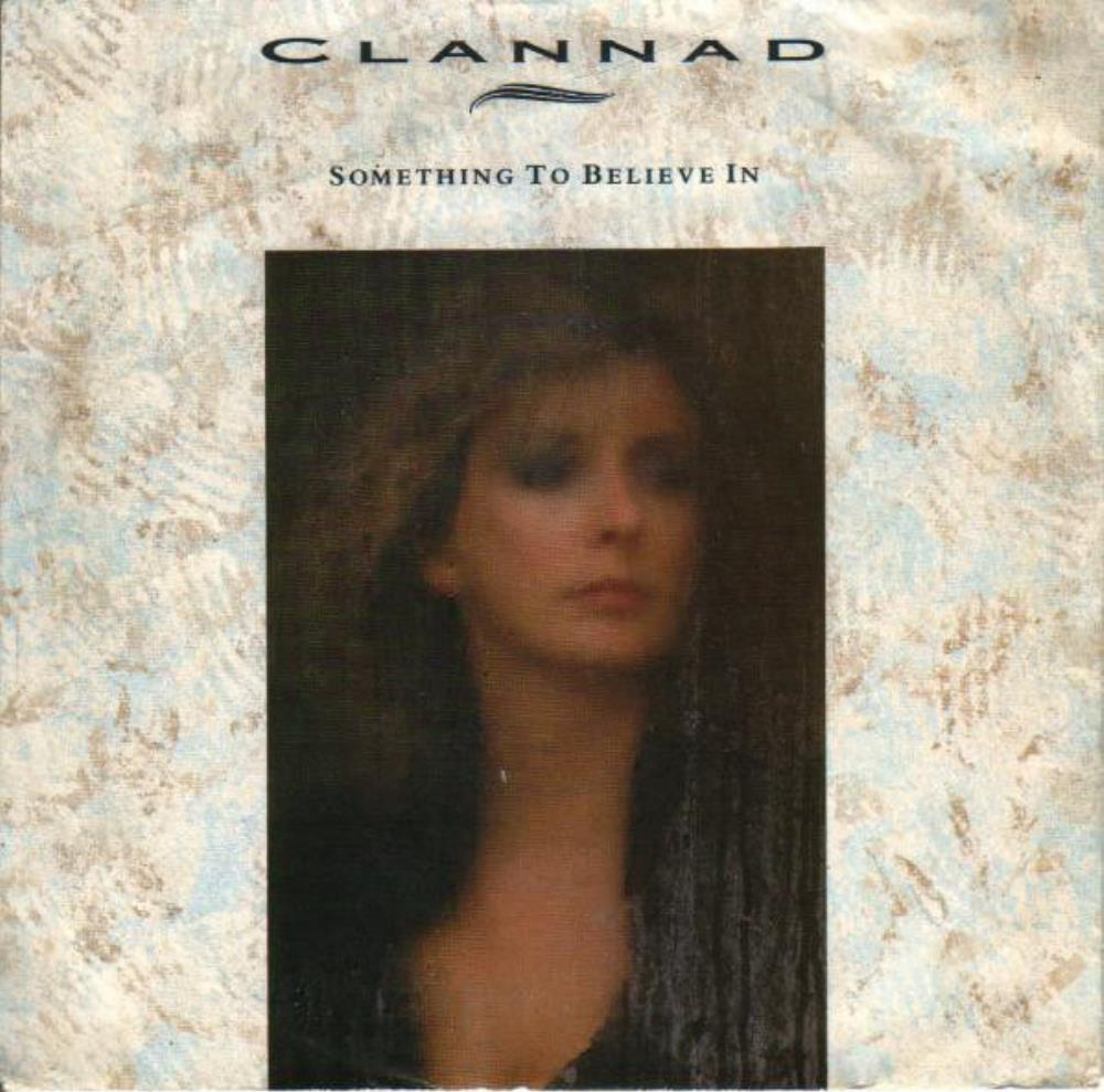 Something to Believe In by CLANNAD album cover