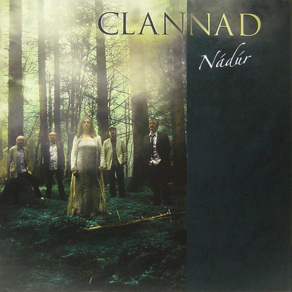 Nádúr by CLANNAD album cover