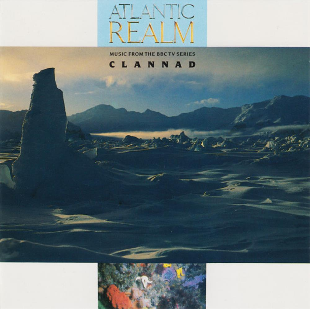 Atlantic Realm (OST) by CLANNAD album cover