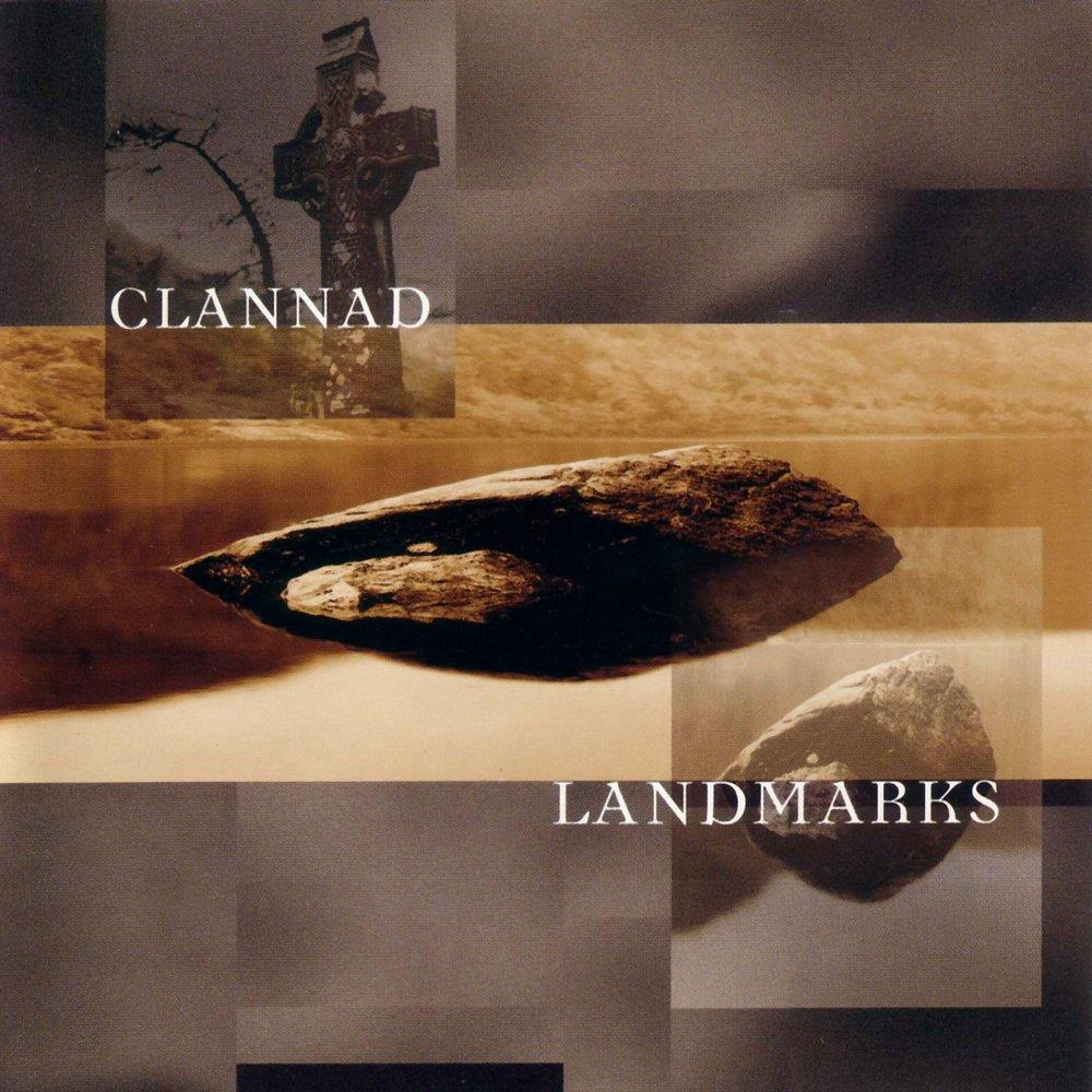 Landmarks by CLANNAD album cover