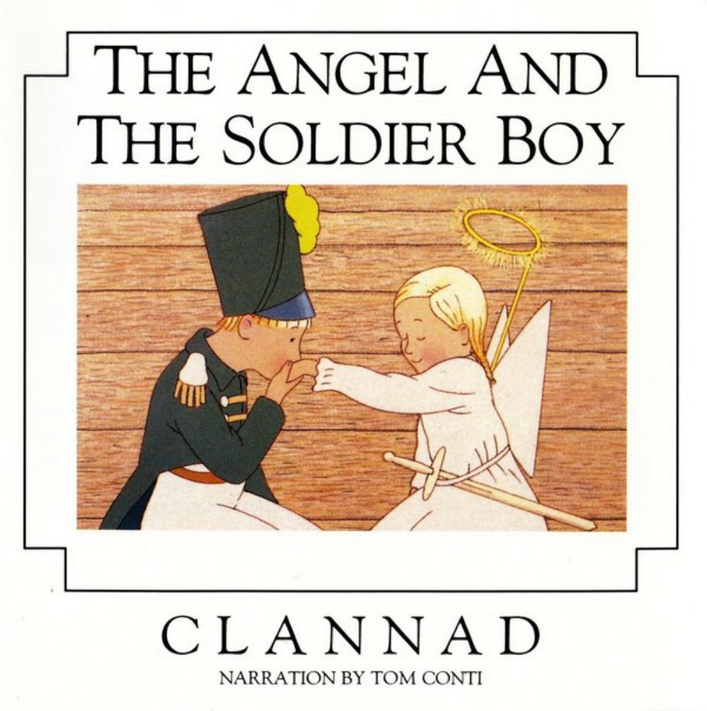 The Angel And The Soldier Boy by CLANNAD album cover