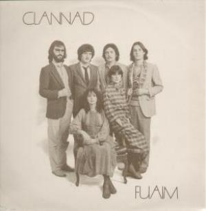 Clannad - Fuaim CD (album) cover