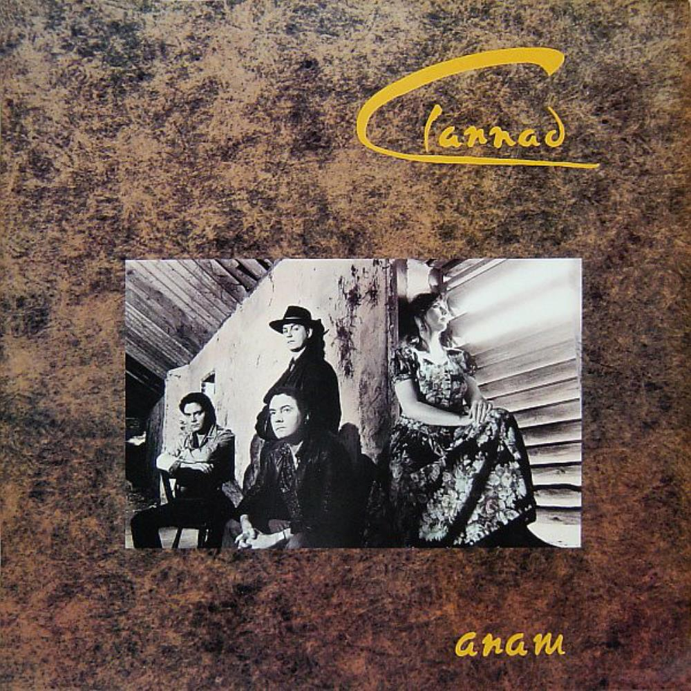 Anam by CLANNAD album cover