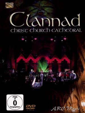 Live at Christchurch Cathedral by CLANNAD album cover