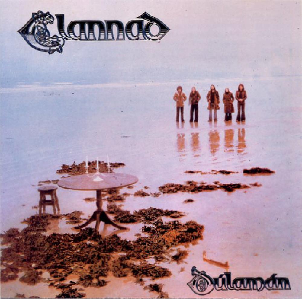 Dúlamán by CLANNAD album cover