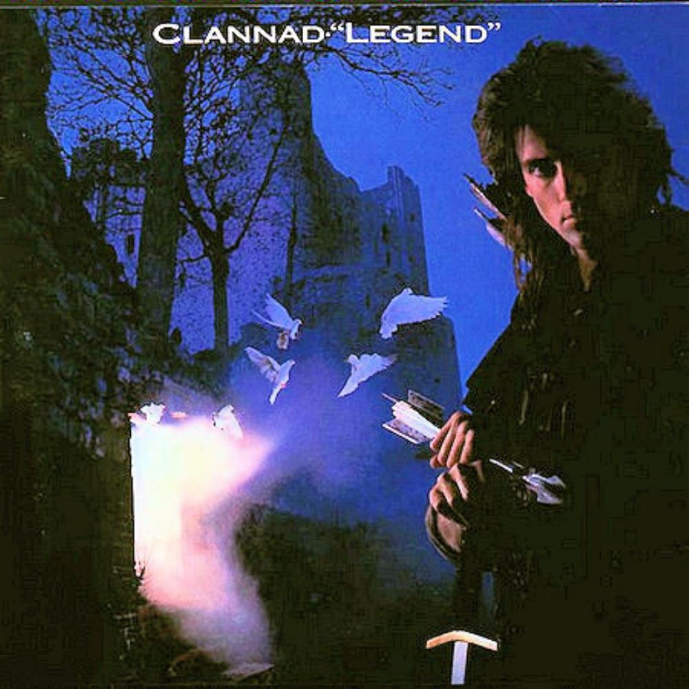 Clannad - Legend (OST) CD (album) cover