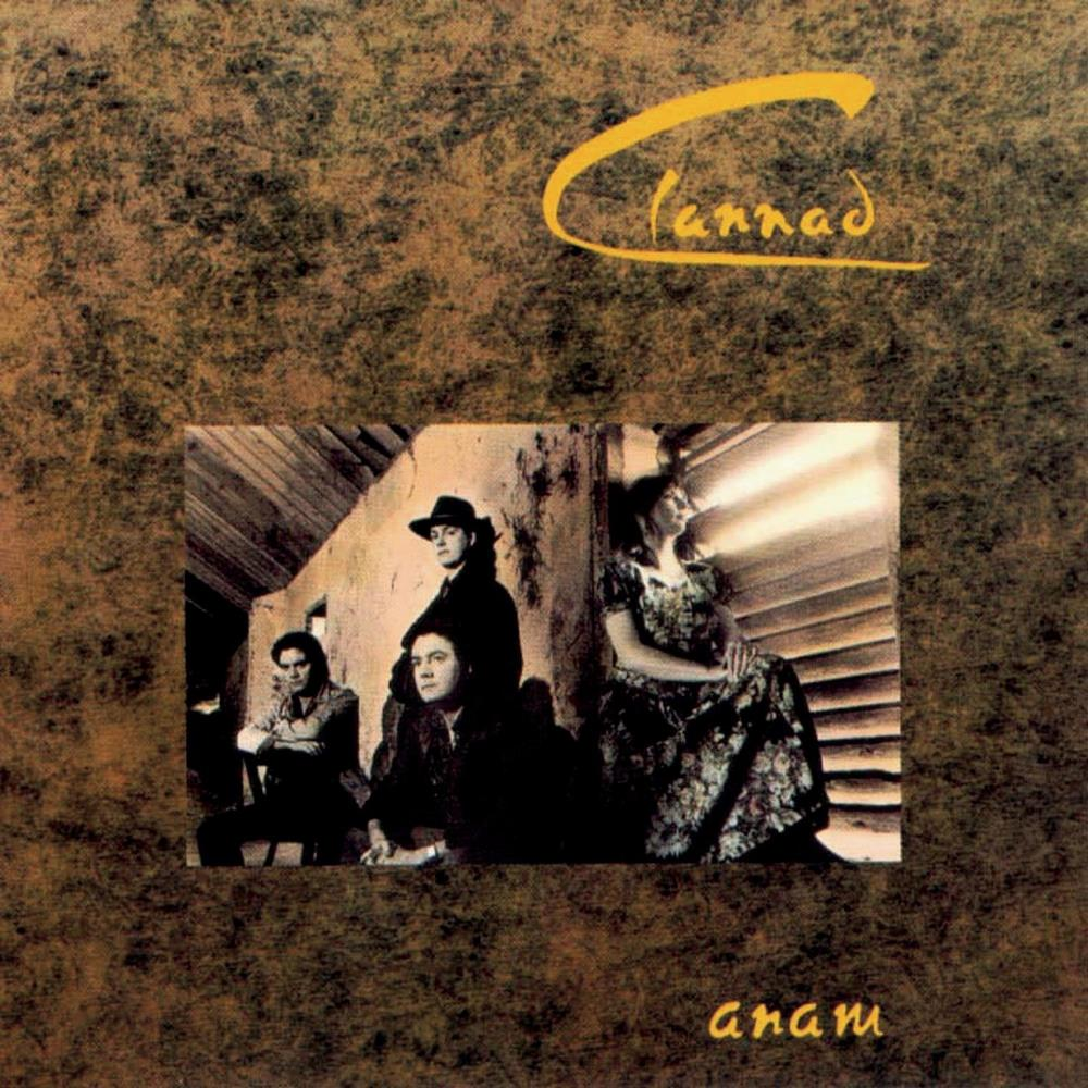 Clannad - Anam CD (album) cover