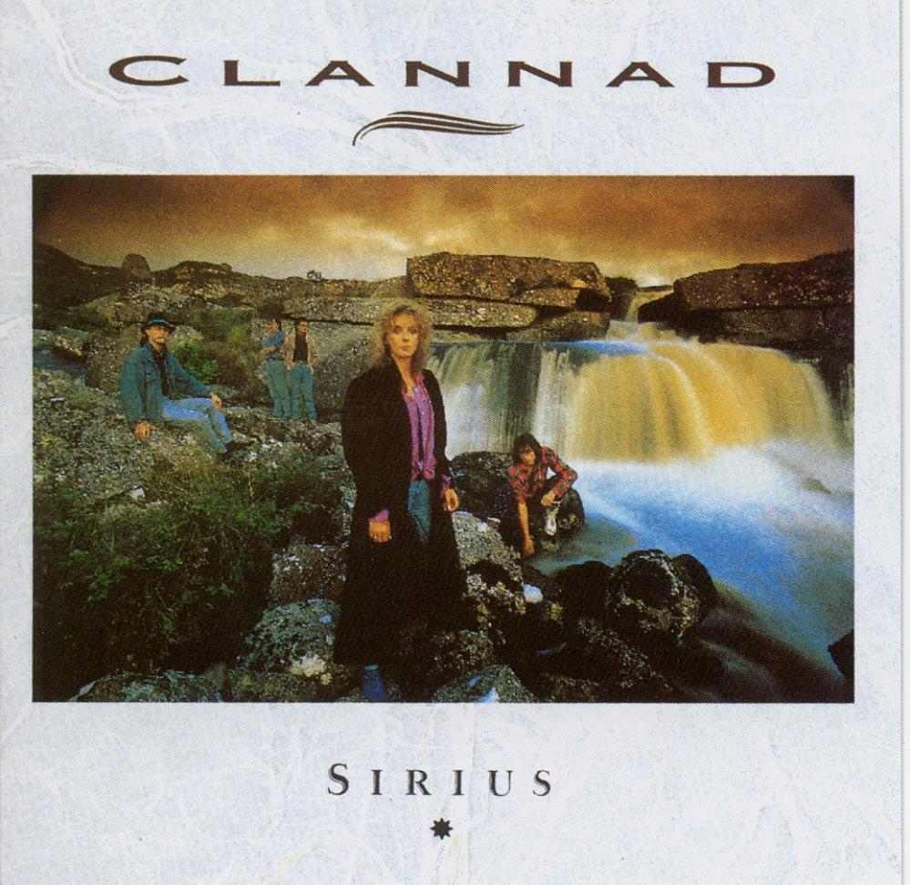 Sirius by CLANNAD album cover