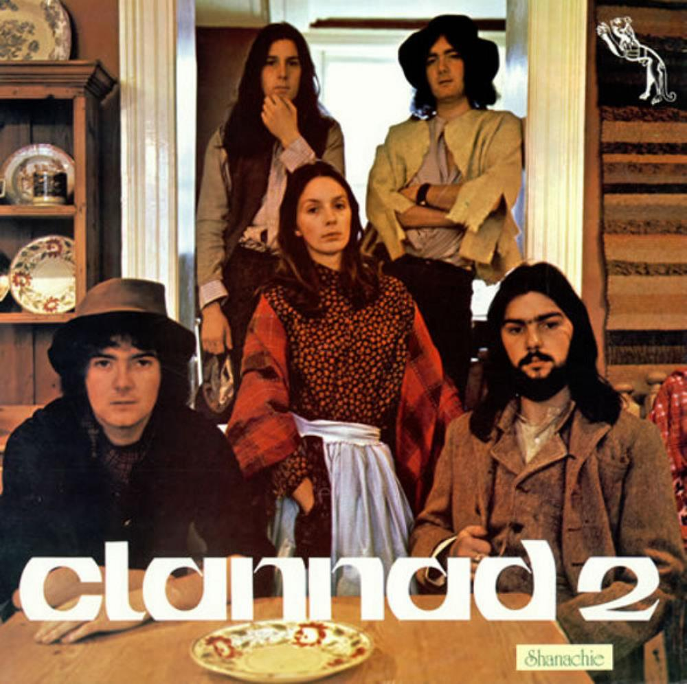 Clannad 2 by CLANNAD album cover