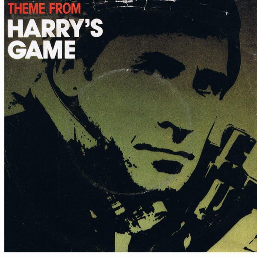 Theme from Harry's Game by CLANNAD album cover