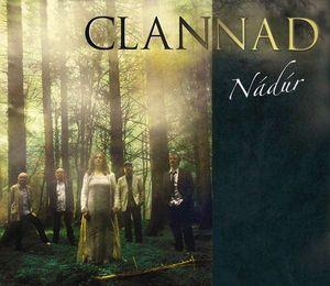 Clannad - Nádúr CD (album) cover