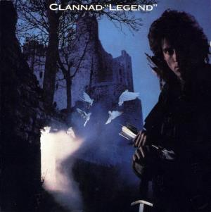Clannad - Legend CD (album) cover