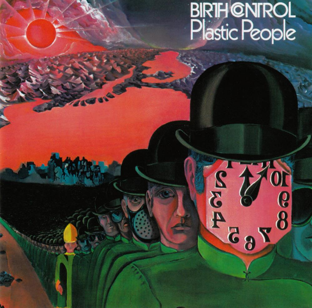 Birth Control - Plastic People CD (album) cover
