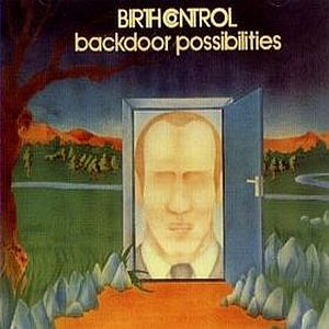 Birth Control - Backdoor Possibilities CD (album) cover