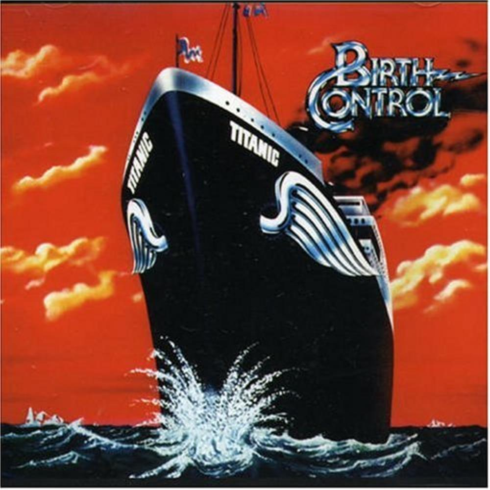 Birth Control Titanic album cover