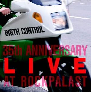 Birth Control 35th Anniversary - Live At Rockpalast album cover