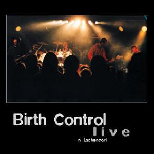 Birth Control Live in Lachendorf album cover