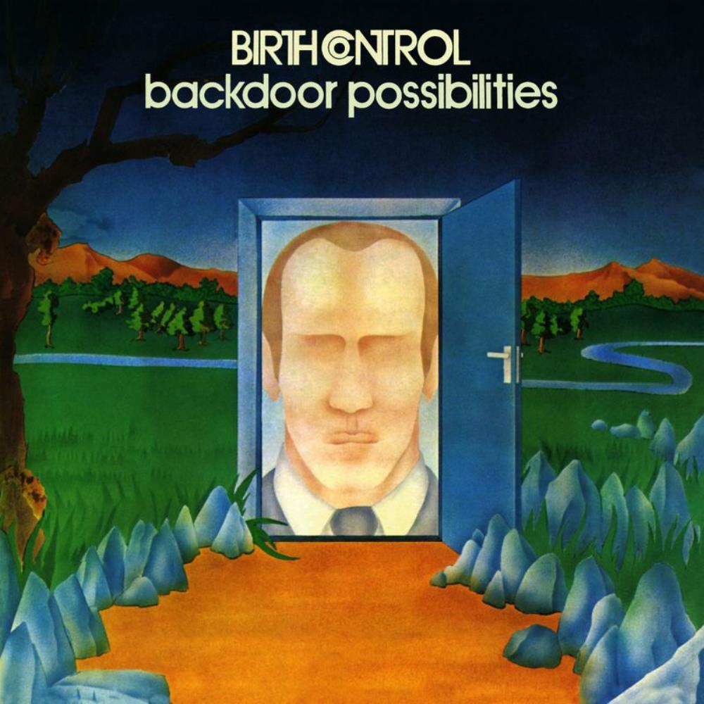 Backdoor Possibilities by BIRTH CONTROL album cover