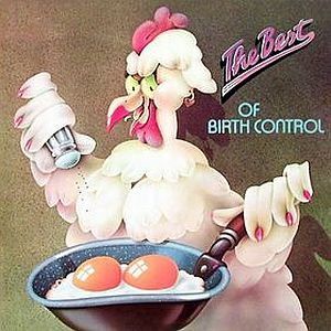 Birth Control - The Best of Birth Control  CD (album) cover
