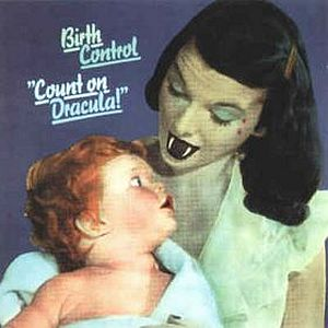 Birth Control Count on Dracula  album cover