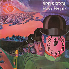 Birth Control Plastic People  album cover
