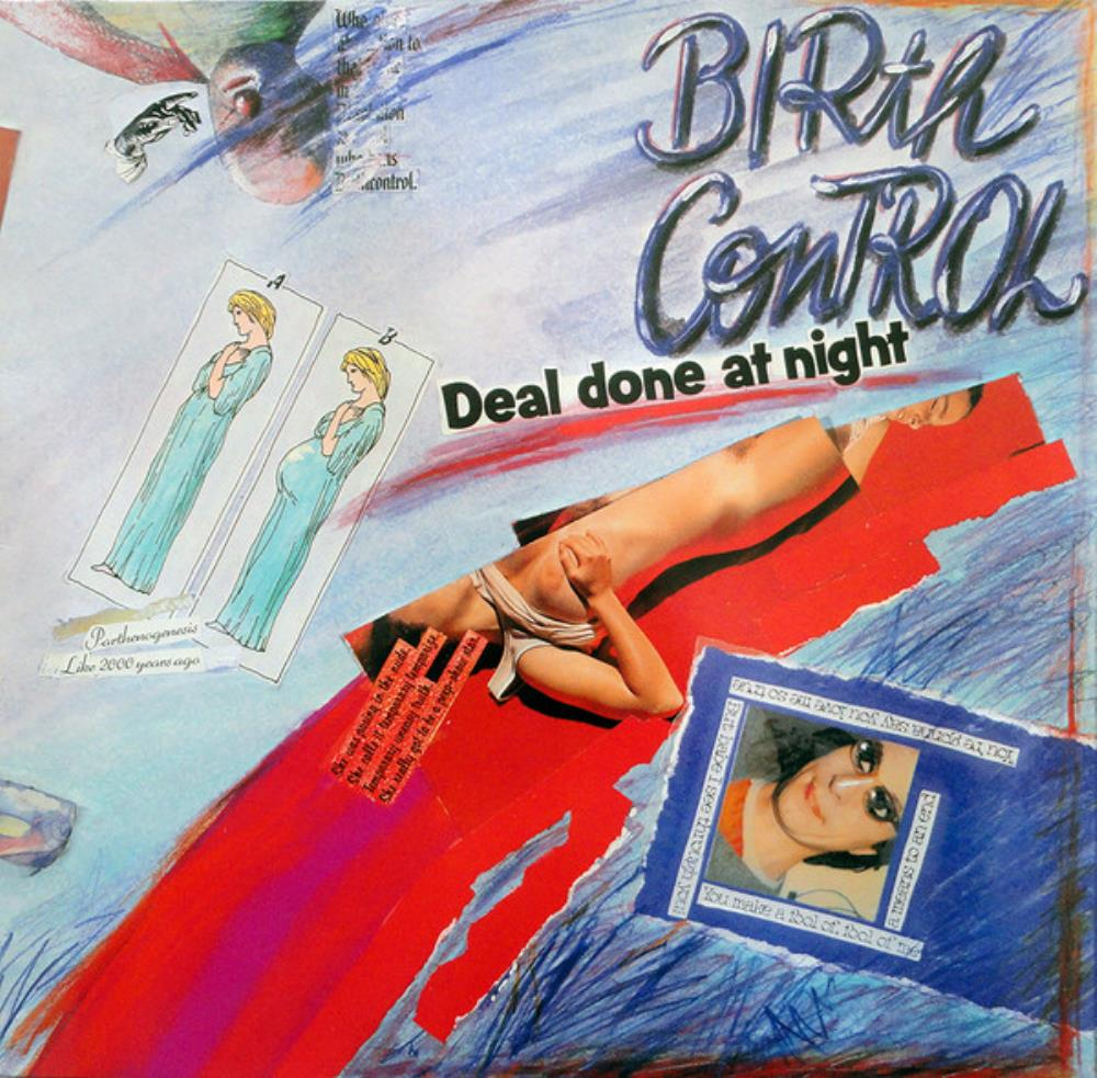 Birth Control Deal Done At Night album cover