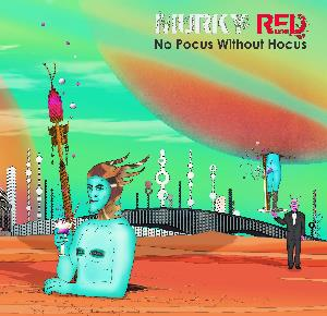 No Pocus Without Hocus by MURKY RED album cover