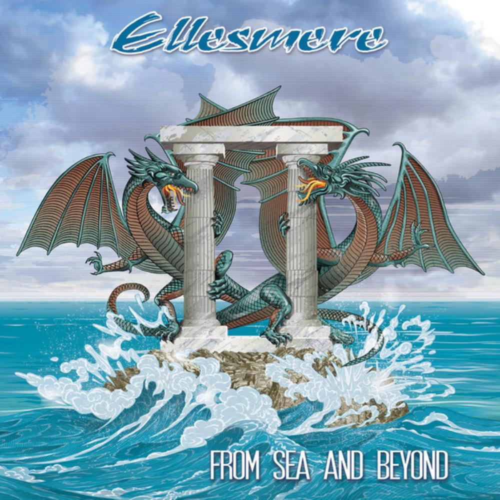 Ellesmere - II - From Sea And Beyond CD (album) cover