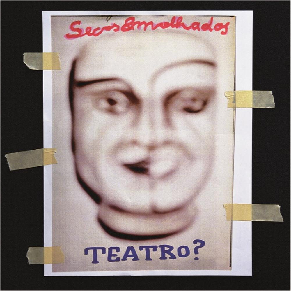 Teatro? by SECOS & MOLHADOS album cover