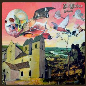 Untamed by ILL WICKER album cover