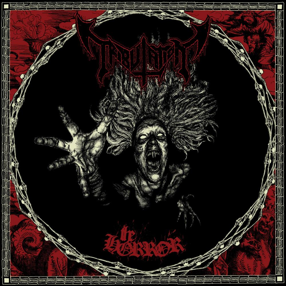 The Horror by TRIBULATION album cover
