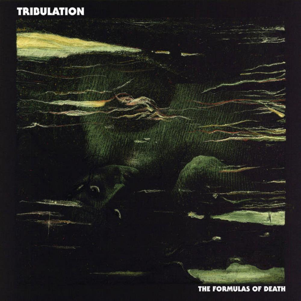 The Formulas Of Death by TRIBULATION album cover