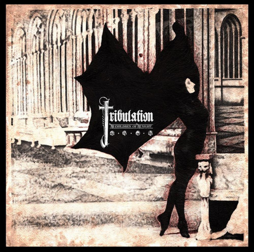 The Children Of The Night by TRIBULATION album cover