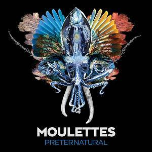 Preternatural by MOULETTES, THE album cover