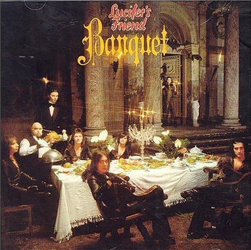 Lucifer's Friend - Banquet CD (album) cover
