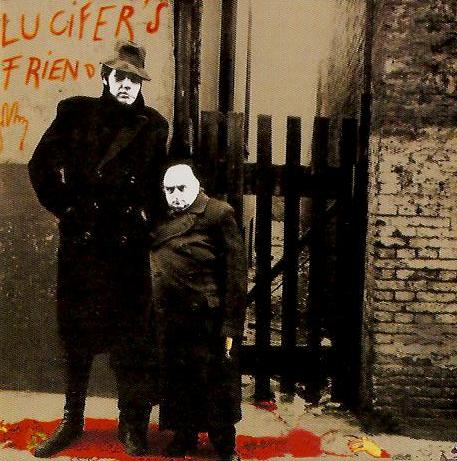 Lucifer's Friend Lucifer's Friend album cover