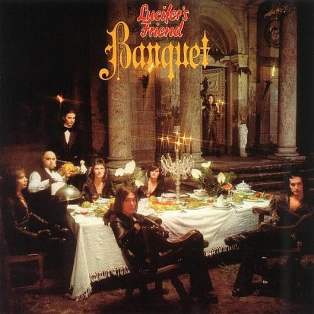 Banquet by LUCIFER'S FRIEND album cover