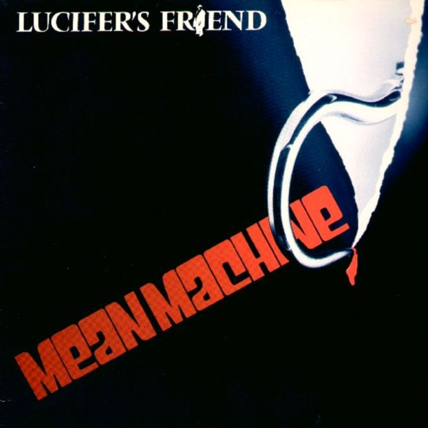 Lucifer's Friend Mean Machine album cover