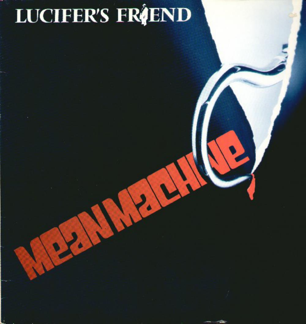 Mean Machine by LUCIFER'S FRIEND album cover