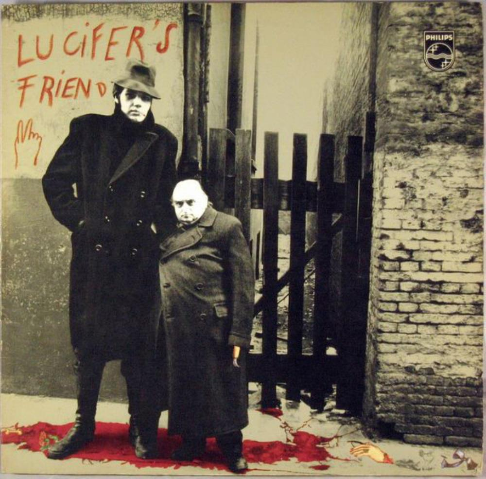 Lucifers Friend Lucifers Friend album cover