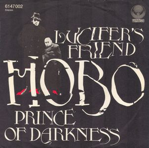 Lucifer's Friend - Hobo / Prince of Darkness CD (album) cover